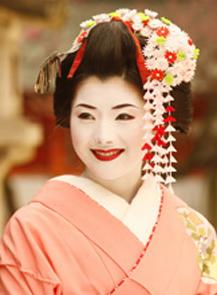 Японские секс гейши